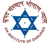 logo- dhrupad sansthan